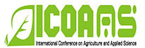 International Conference on Agriculture and Applied Science
